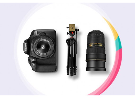 كاميرات و إكسسوارات (0)
