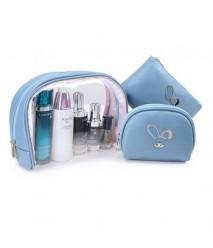 3 in 1 Cosmetic Bag